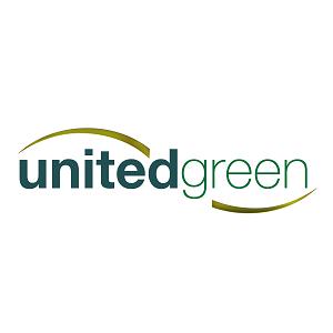 united Green logo-flat